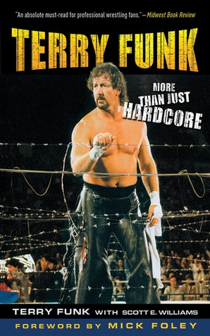 Terry Funk book image