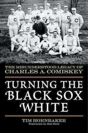 Turning the Black Sox White book image