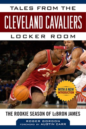 Tales from the Cleveland Cavaliers Locker Room book image