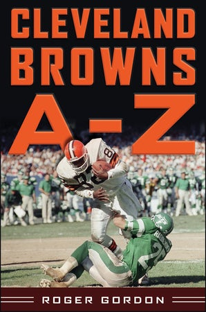 Cleveland Browns A - Z book image
