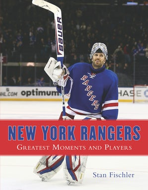 New York Rangers book image