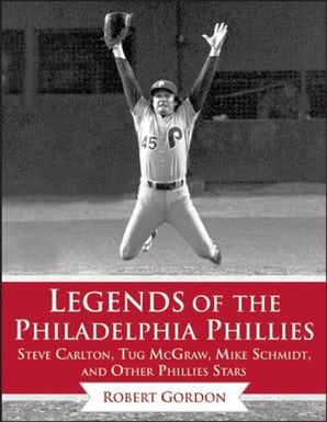 Legends of the Philadelphia Phillies book image
