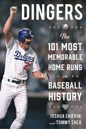Dingers book image
