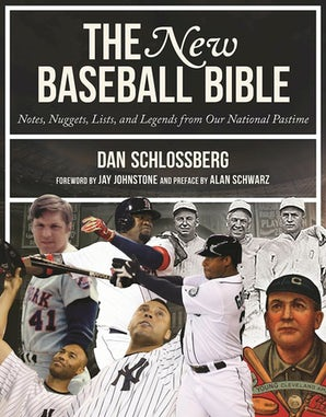 The New Baseball Bible book image