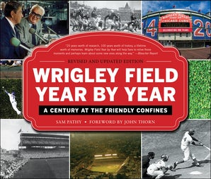 Wrigley Field Year by Year book image