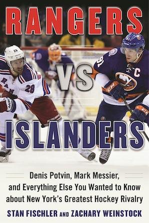 Rangers vs. Islanders book image