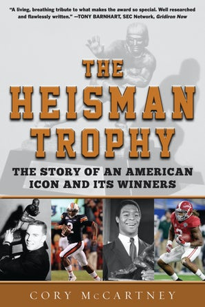 The Heisman Trophy book image