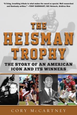 The Heisman Trophy book image