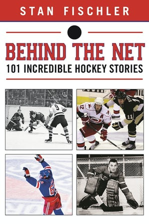 Behind the Net book image