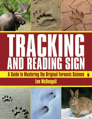 Tracking and Reading Sign book image