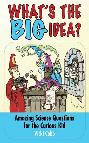 What's the Big Idea? book image