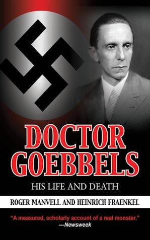 Doctor Goebbels book image