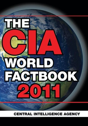 The CIA World Factbook 2011 book image