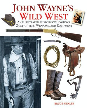 John Wayne's Wild West book image