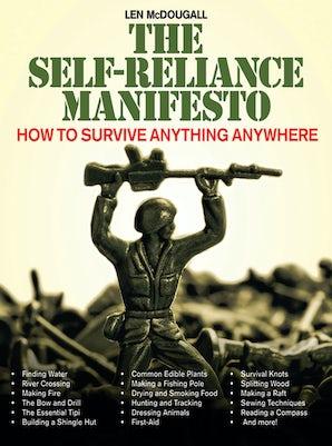 The Self-Reliance Manifesto book image