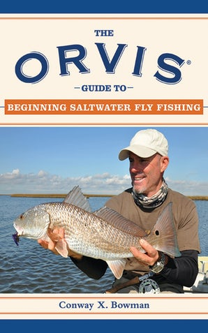 The Orvis Guide to Beginning Saltwater Fly Fishing book image