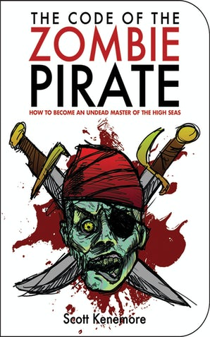 The Code of the Zombie Pirate book image