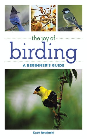 The Joy of Birding book image