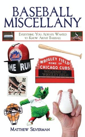 Baseball Miscellany book image