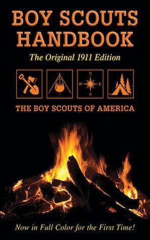 Boy Scouts Handbook book image
