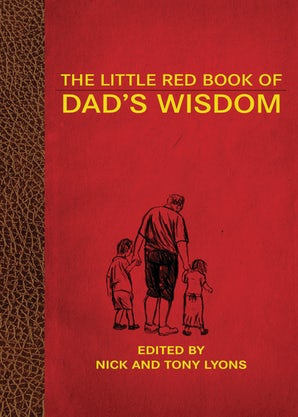 The Little Red Book of Dad's Wisdom book image
