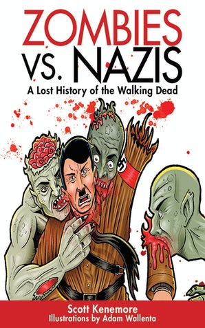 Zombies vs. Nazis book image