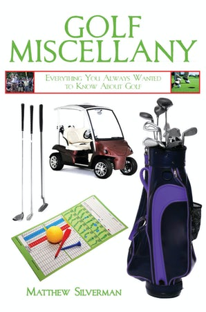 Golf Miscellany book image