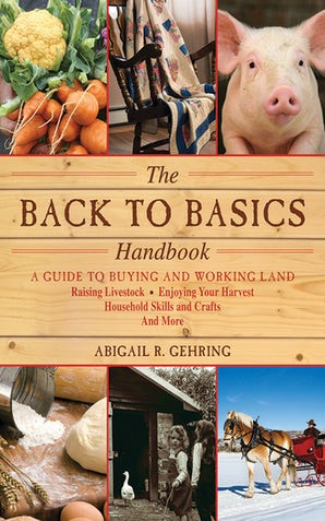 The Back to Basics Handbook book image