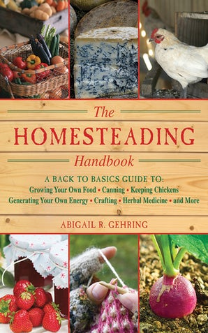 The Homesteading Handbook book image