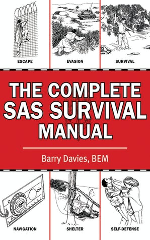 The Complete SAS Survival Manual book image