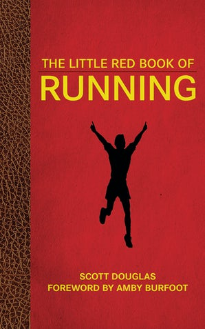 The Little Red Book of Running book image