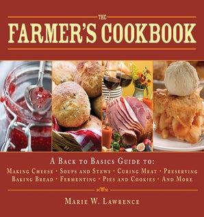 The Farmer's Cookbook book image
