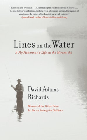 Lines on the Water book image
