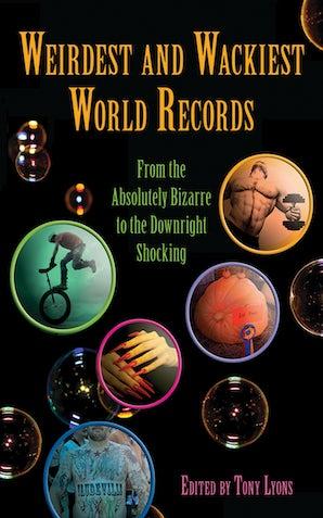 Weirdest and Wackiest World Records book image