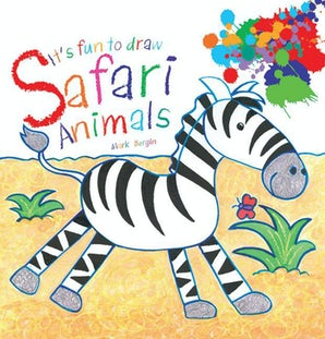 It's Fun to Draw Safari Animals book image