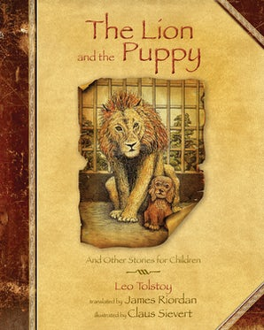 The Lion and the Puppy book image