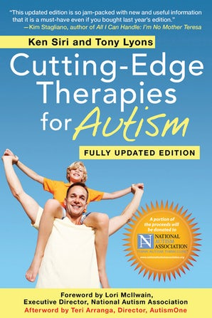 Cutting-Edge Therapies for Autism book image