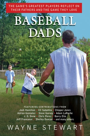 Baseball Dads book image
