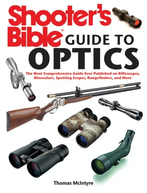 Shooter's Bible Guide to Optics book image