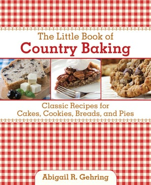The Little Book of Country Baking book image