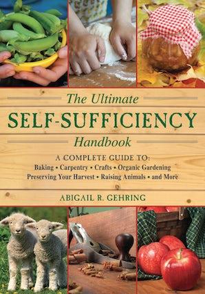 The Ultimate Self-Sufficiency Handbook book image