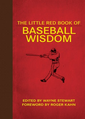 The Little Red Book of Baseball Wisdom book image