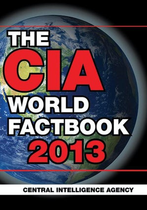 The CIA World Factbook 2013 book image