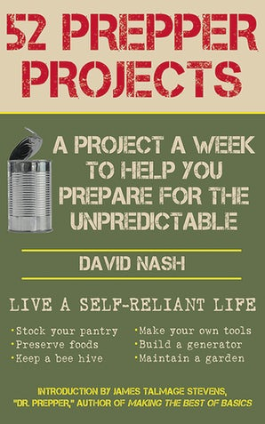 52 Prepper Projects book image