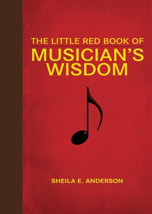 The Little Red Book of Musician's Wisdom book image
