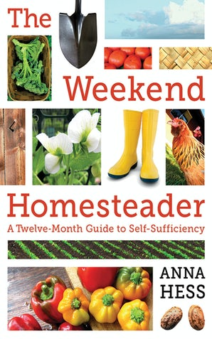 The Weekend Homesteader book image