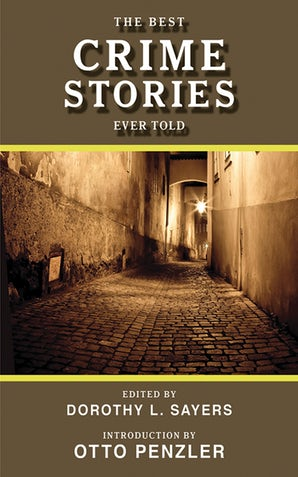 The Best Crime Stories Ever Told book image