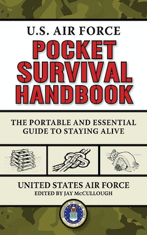 U.S. Air Force Pocket Survival Handbook book image