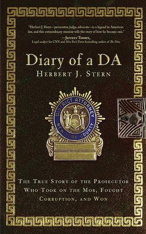 Diary of a DA book image