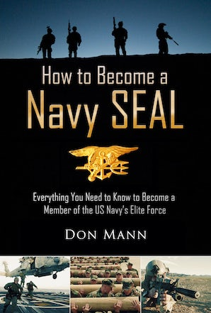 How to Become a Navy SEAL book image